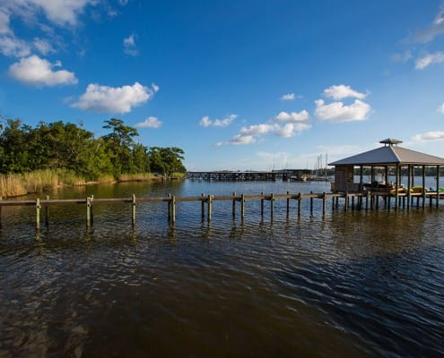 Waterfront Lot Auction - Mobile Bay