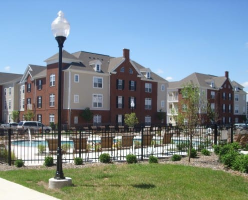 Capstone Quarters Condominium Auction
