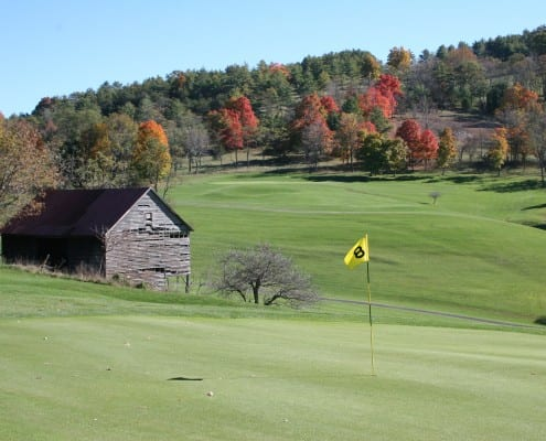 Highlands Golf Course, West Virginia
