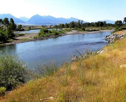 Yellowstone River Ranch
