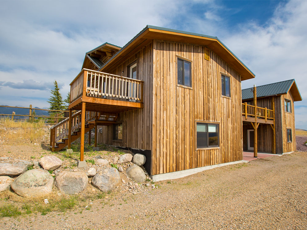 Fishing Lodge Montana