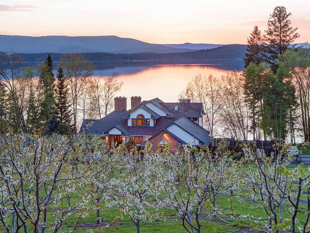 Flathead Lake Retreat