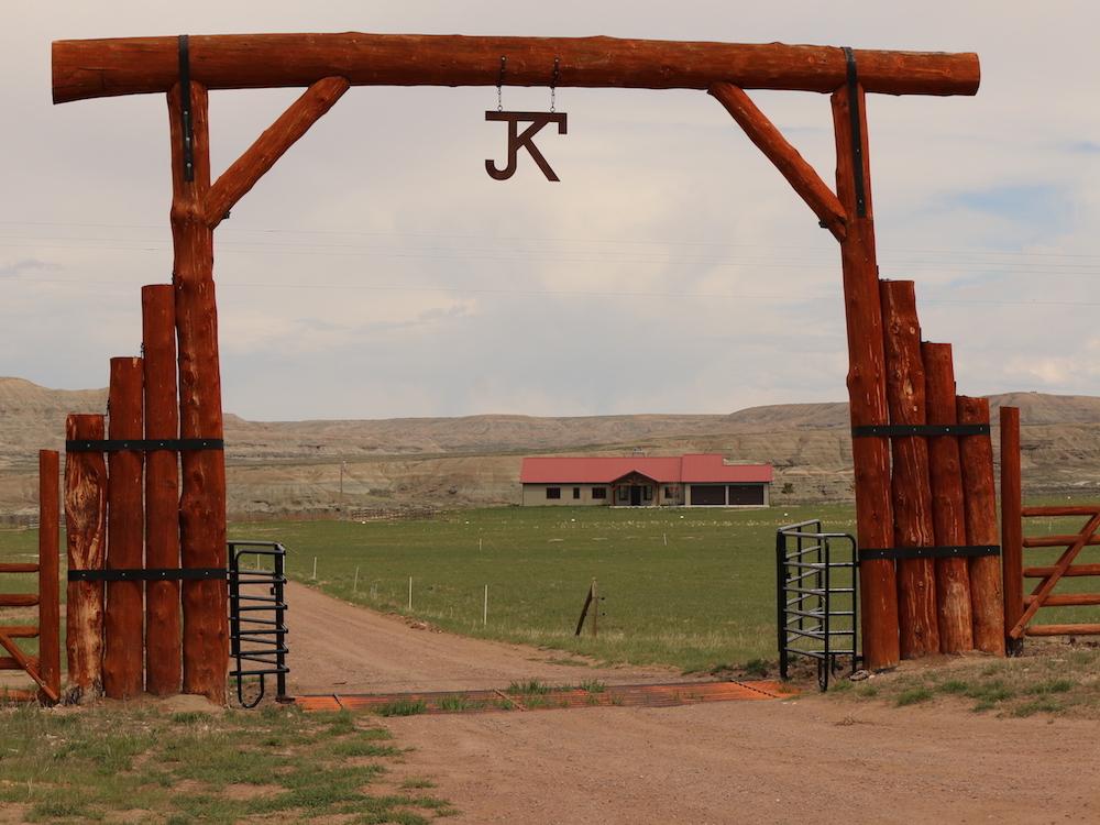 JK Ranch Wyoming