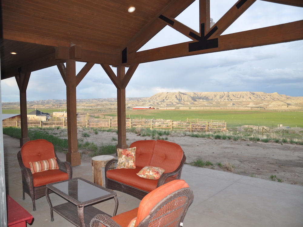 Wyoming Home with Views