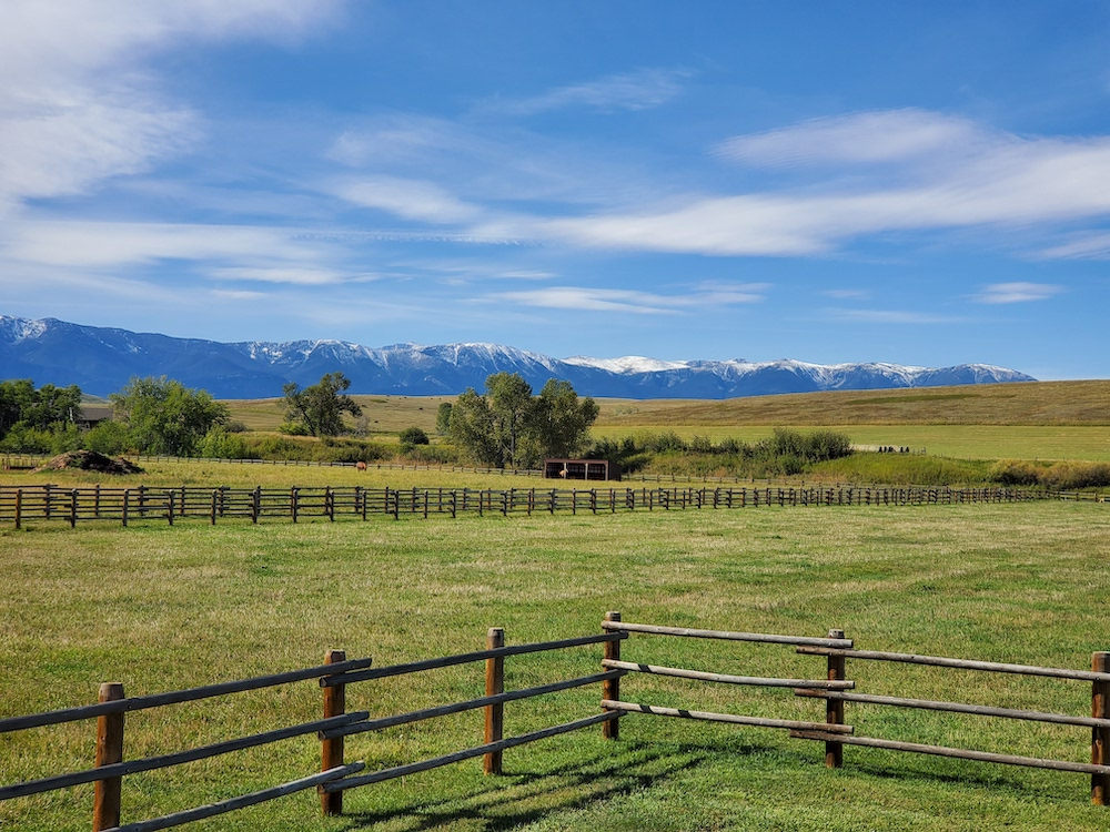 Montana Ranch Land Auction